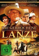 DVD DER GEBROCHENE LANZE # Spencer Tracy, Robert Wagner ++NEU