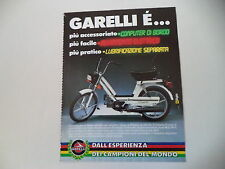 advertising Pubblicità 1983 GARELLI NOI 50