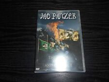 JAG PANZER - THE ERA OF KINGS AND CONFLICT DVD *NEW* 2002 METAL CHURCH OMEN