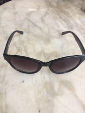 Kenneth Cole Reaction Women's Oval 53mm Black Smoke Sunglasses KC1291 01B