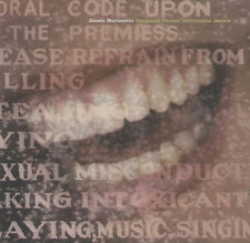 ALANIS MORISSETTE - SUPPOSED FORMER INFATUATION JUNKIE   CD (1998) 17 TRACKS