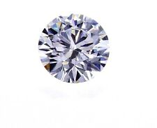 GIA Certified Natural Round Cut Loose Diamond 0.42 Ct E Color VVS2 Clarity