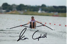 ALAN CAMPBELL HAND SIGNED GREAT BRITAIN 6X4 PHOTO LONDON 2012 2.