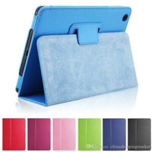 """Leather Flip Smart Stand Case Cover For Apple iPad 10.2"""" 7th/8th Gen 2019/2020"""