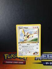Koga's Pidgey 1st Edition 80/132 Gym Challenge NM Condition Pokemon Card