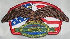 Hiawatha Seaway Council (NY) SA-63 Arrow of Light Scout CSP  BSA