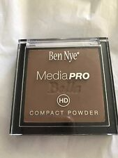 Ben Nye MHC-41 - Media PRO HD Compact ADOBE Powder .63 oz NEW WITH BOX