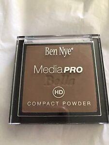 Ben Nye MHC-43 - Media PRO HD Compact TANZANIA Powder .63 oz without box
