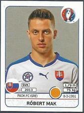 PANINI EURO 2016- #226-SLOVAKIA-ROBERT MAK