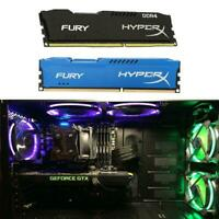 Memory RAM Cooler Cooling Vest Fin Heat Sink For PC Sup DDR2 DDR4 DDR3 Game T6L6