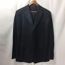 ERMENEGILDO ZEGNA 15MilMil15 Grey 2 Btn Wool Su Misura Blazer Jacket Coat 40R