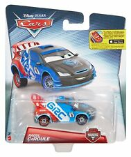 CARS CARBON RACERS Veicolo Raoul Caroule in Metallo Scala 1:55 - Mattel DHM78