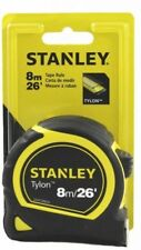 Stanley Tylon Measuring Tape Feet Inches Metric & Imperial 8m / 26' ,1
