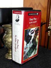 Easy Prey Lucas Davenport #11 by John Sandford / Ferrone Unabridged Cassettes