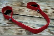 Honda Crf  beta rr gasgas Grab Handle in red bolts for easy fitting strong