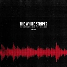 The White réparti-The Complete John Peel Sessions Vinyl LP Neuf