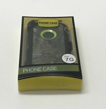 For iPhone 7 Case [Clip Fits Otterbox Defender] Holster Camo Green