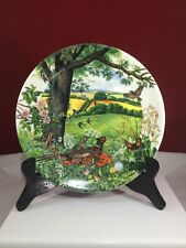 """Wedgwood """"Meadows And Wheatfields"""" Collector Plate"""