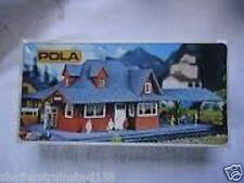 Pola # 300 American Passenger Station Kit  N Scale MIB