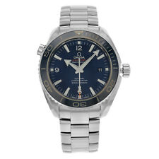 Omega Seamaster Planet Ocean Blue Titanium Automatic Watch 232.90.46.21.03.001