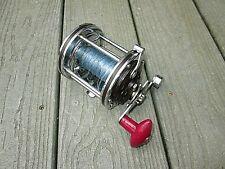 Vintage Immec 140D salt water boat fishing reel