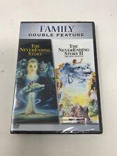 THE NEVERENDING STORY 1 & 2 DVD NEW