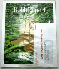 Robb Report December 2019 Luxury Gift Guide Brand-New Sealed