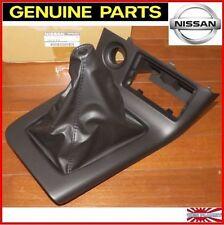 Nissan Skyline R33 Shift Boot Shift Lever Center Console Fascia GTR ECR33 BCNR33