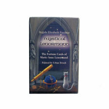 Mystique Sibyl de Paris Fortune Telling by Mlle Lenormand 36 Cartes tarot oracle