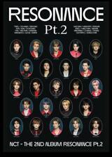 NCT The 2nd Album RESONANCE Pt.2 Arrival Ver. K-POP CD + ACCESS CARD + PHOTOCARD