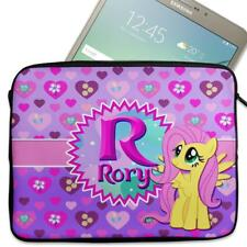 """Personalised Tablet Case MY LITTLE PONY Sleeve Cover 7"""" 8"""" 9"""" 10"""" MLP01"""