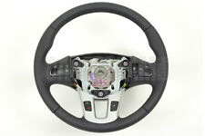 Neubeziehen Lederlenkrad Lenkrad Leder Kia Sportage Mk3 2010-2014  195-1