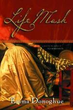 Life Mask, Donoghue, Emma, Good Condition, Book
