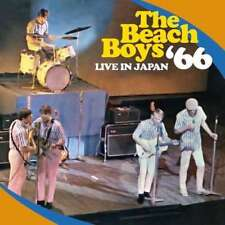 Beach Boys, The - Vivre Japan' 66 Nouveau CD