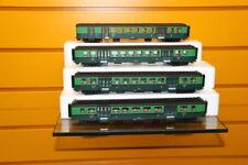 OVB 1100 Set 4 wagens  Coffret 4 voitures M1 bicolor NMBS - SNCB