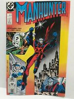 Manhunter #1 (July 1988) DC Comics GREAT CONDITION ~FREE SHIPPING~