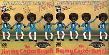 DISCO 45 GIRI  THE JIMMY CASTOR BUNCH – THE RETURN OF LEROY