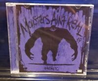 The R.O.C. - Monsters are Real CD twiztid house of krazees insane clown posse