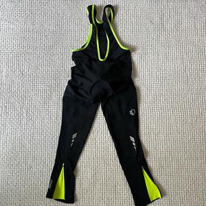 Pearl Izumi PRO Bib Cycling Tights Mens Medium Black Thermal Padded