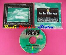 CD hard rock & heavy metal Compilation motorhead meat loaf no vhs mc dvd(C39)
