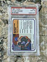 1981-82 Topps Wayne Gretzky #52 PSA 9 MINT Edmonton Oilers HOF Hockey Card 2