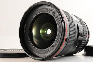 【MINT】CANON ZOOM Lens EF 17-40mm F/4 L USM AF Camera Lens For EOS From JAPAN