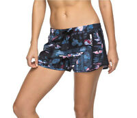 REDUCED ROXY WOMENS SHORTS.ALL IN TIME RUNNING SPORTS GYM FITNESS BOTTOMS S20F