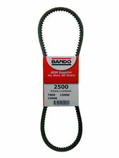 Accessory Drive Belt-RPF Precision Engineered Raw Edge Cogged V-Belt BANDO 2500
