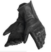 Dainese paia guanti Pelle Assen nero-nero gloves 1815887-691