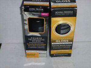 (2 pack) John Frieda Colour Refreshing Gloss, Warm Blonde, 6 Ounce each