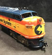 HO Chessie Diesel Locomotive Runs Great Lot BB15