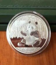 China 2017  .999 Silver Plated Commemorative (10 Yuan) coin - Sealed & UNC