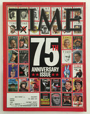 Time Magazine March 9, 1998 75th Anniversary Issue