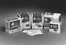 McK American White Cross First Aid Spot Bandage 1-1/2 X 1-1/2 In-Box of 1